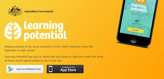 Learning Potential App